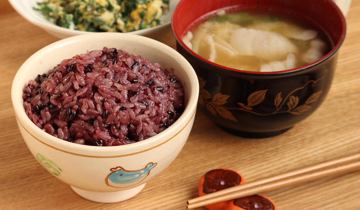 「古代米」「古代餅」とは