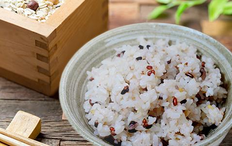 栄養たっぷり!古代米のススメ