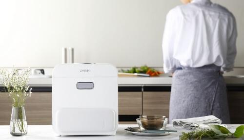 どんなキッチンにも合うシンプルでおしゃれなデザイン性!糖質カット炊飯器ZHENMI(シェンミ)X6