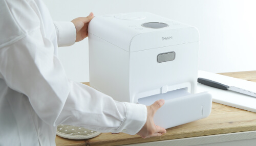 嬉しい便利機能/糖質カット炊飯器ZHENMI(シェンミ)X6