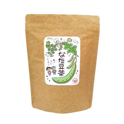 なた豆茶パッケージ